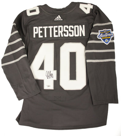 Pettersson Signed 2020 All Star Jersey