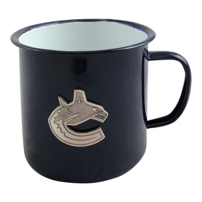 Vancouver Canucks Orca Camp Coffee Mug - Vanbase