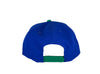 Vancouver Canucks New Era Twist Title Snapback - Vanbase