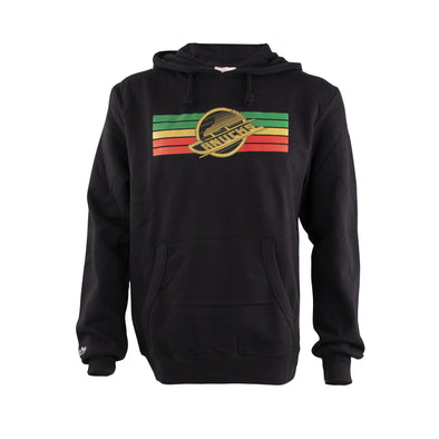Vancouver Canucks Mitchell & Ness Euro Skate Hoodie - Vanbase