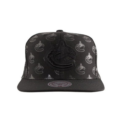 Vancouver Canucks Orca Repeater Snapback - Vanbase
