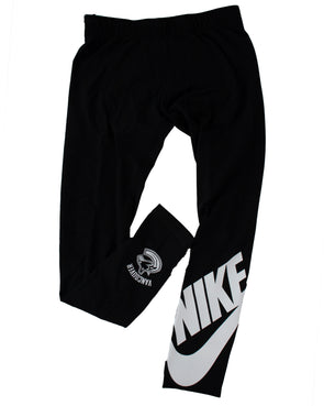 Vancouver Canucks Kids Nike Logo Leggings - Vanbase