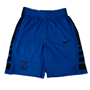 Vancouver Canucks Kids Nike Elite Shorts - Vanbase