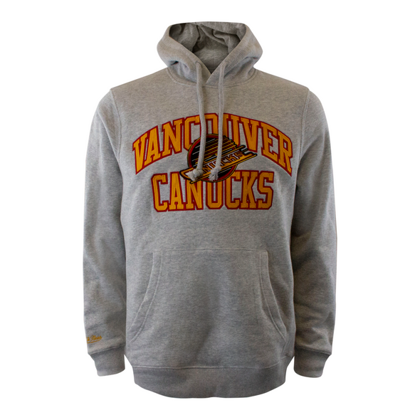 Vancouver Canucks Mitchell & Ness Playoff Skate Hoody - Vanbase