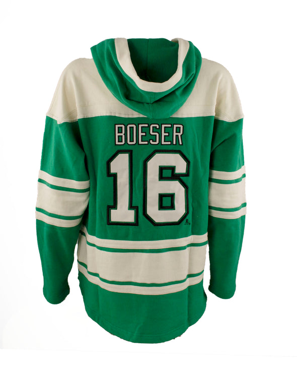 Canucks Mens '47 Brand B. Boeser North Dakota Hood - Vanbase
