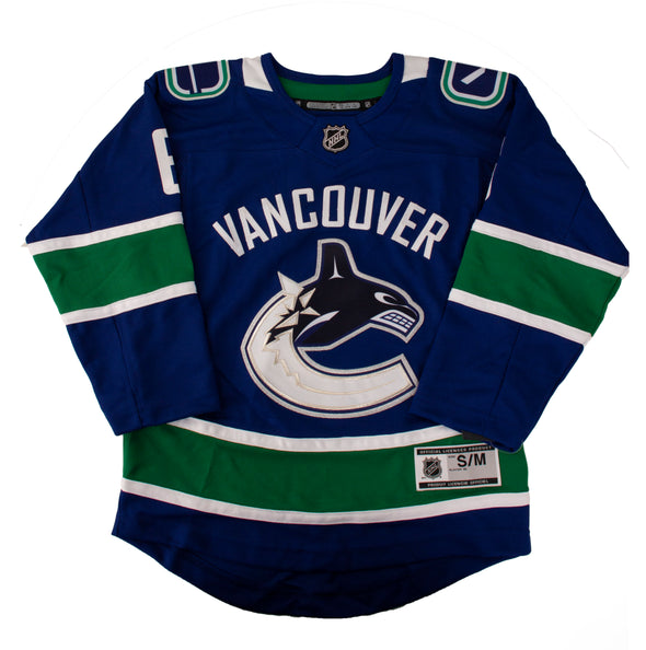 Vancouver Canucks Youth Home Jersey - Vanbase
