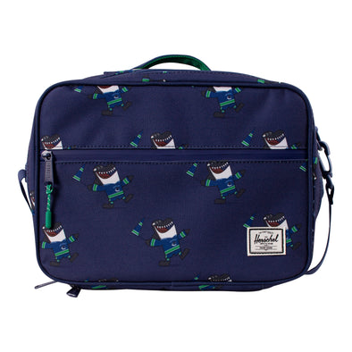 Vancouver Canucks Herschel Fin Pop Quiz Lunch Bag - Vanbase