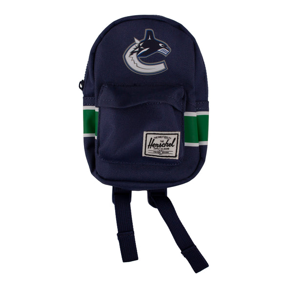 Vancouver Canucks Herschel Mini Heritage Orca Backpack - Vanbase
