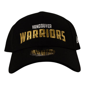 Vancouver Warriors New Era 940 Adjustable Logo Hat - Vanbase