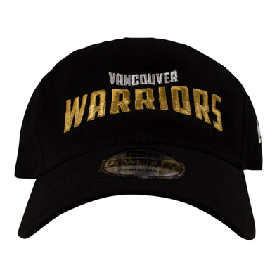 Vancouver Warriors New Era 920 Wordmark Hat - Vanbase