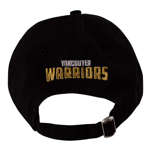 Vancouver Warriors New Era Womens 940 Logo Hat - Vanbase