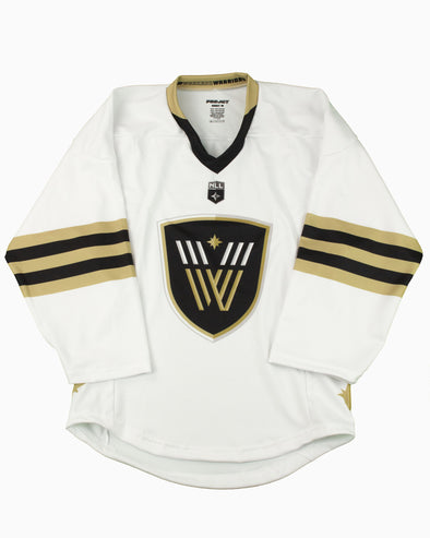 Vancouver Warriors Away Jersey - Vanbase