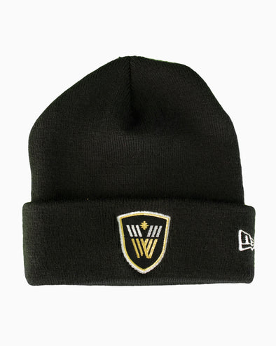 Vancouver Warriors New Era Knit Toque - Vanbase