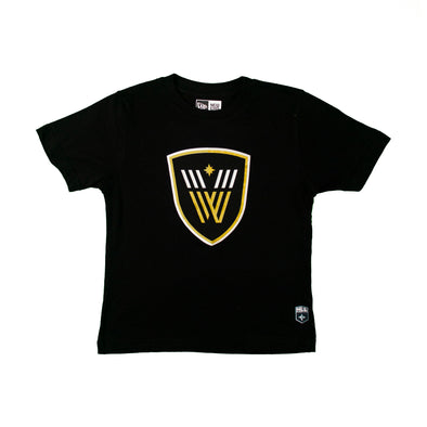 Vancouver Warriors Youth New Era Logo T-Shirt - Vanbase