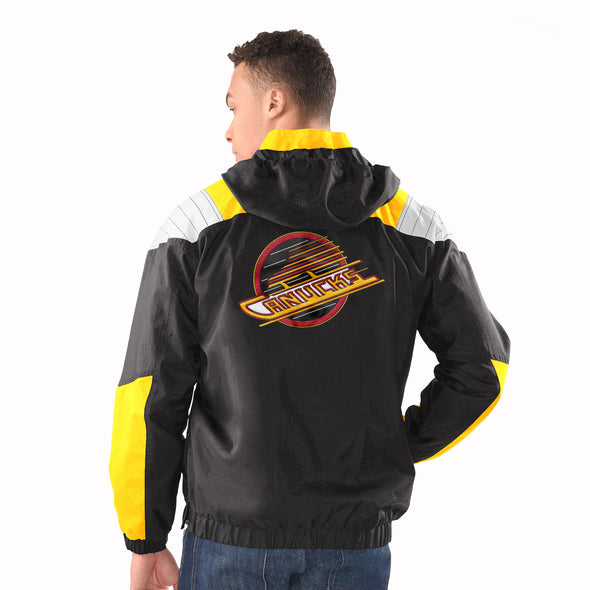 Canucks Starter Striker Skate Jacket