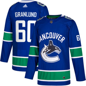 Vancouver Canucks M. Granlund Jersey - Vanbase