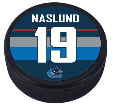 Legends Night: Markus Naslund Puck