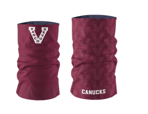 Vancouver Canucks Millionaires Gaiter Scarf O/S