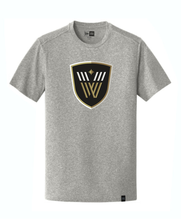 Vancouver Warriors New Era Heritage T-Shirt (Grey) - Vanbase