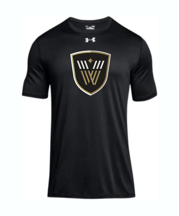 Vancouver Warriors Under Armour Locker Room T-Shirt - Vanbase