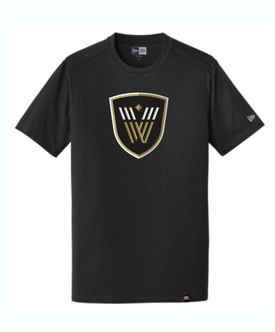 Vancouver Warriors New Era Heritage T-Shirt (Black) - Vanbase