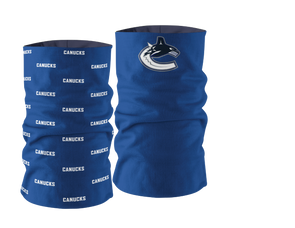 Vancouver Canucks Orca Gaiter Scarf O/S