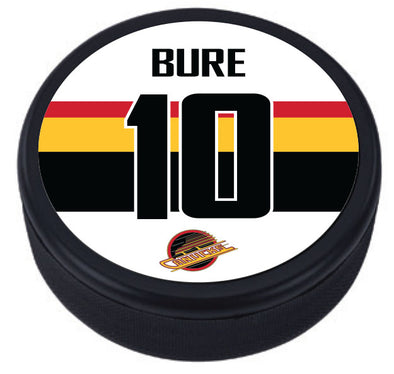 Legends Night: Pavel Bure Puck