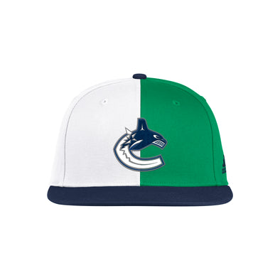 Vancouver Canucks Adidas Reverse Retro Snapback Hat