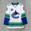 Vancouver Canucks Adidas Pro Name & Number Away Jersey