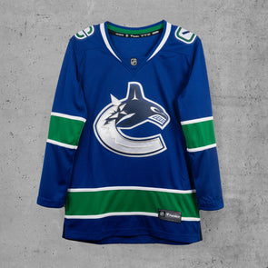 Vancouver Canucks Womens Home Jersey