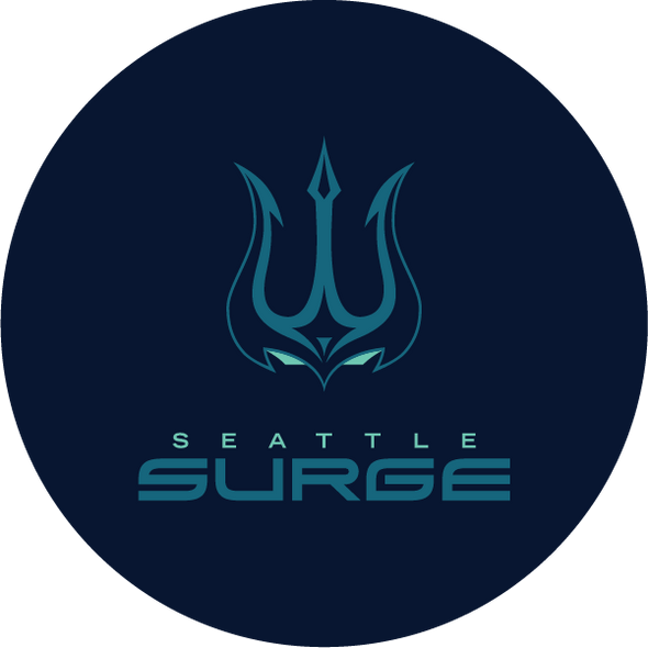 Seattle Surge Sticker