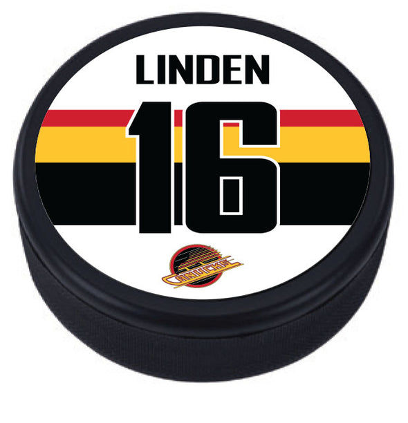 Legends Night: Trevor Linden Puck