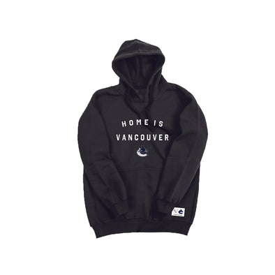 Vancouver Canucks Peace Collective Men's Home is Vancouver Hoodie