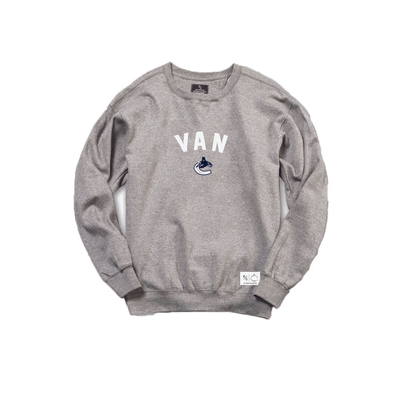 Vancouver Canucks Peace Collective Men's Van Crewneck