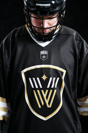 Vancouver Warriors Home Jersey - Vanbase