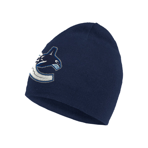 Vancouver Canucks Adidas Reverse Retro Cuffed Beanie
