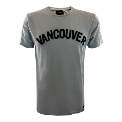 Vancouver Canucks Mens Sportiqe Oats Tee (blue)