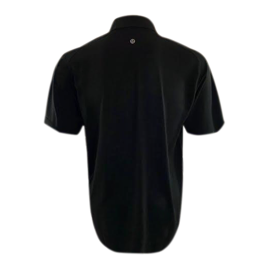 Vancouver Canucks Men's lululemon Metal Vent Polo - Vanbase