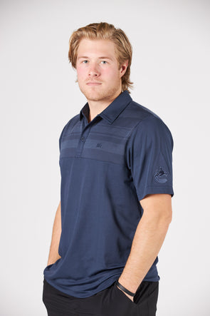 Vancouver Canucks Mens TravisMathew Orca Polo