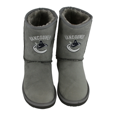 Vancouver Canucks Devottee Boot Gry