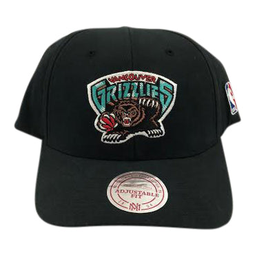 56d6c3386acdc NBA Vancouver Grizzlies Mitchell   Ness Flexfit 110 Low Profile - Vanbase