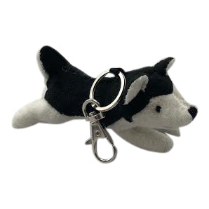 Vancouver Canucks Lunar New Year Husky Keychain - Vanbase