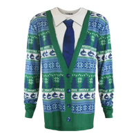 Vancouver Canucks Ugly Christmas Shirt