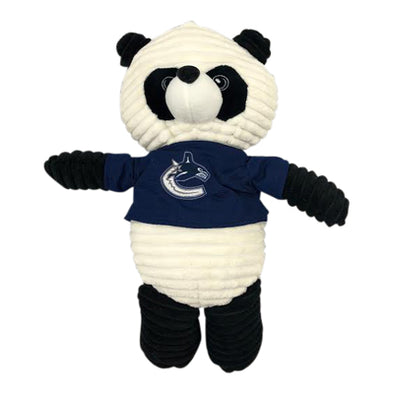 Vancouver Canucks Lunar New Year Panda Bear - Vanbase
