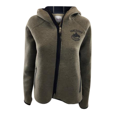 Vancouver Canucks Women's Touch Drop Kick Jacket - Vanbase
