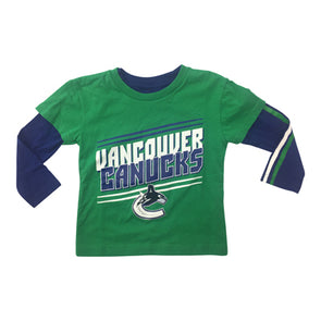 Vancouver Canucks Kids Outer Firstline Combo - Vanbase