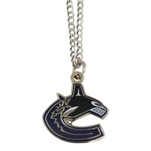 Vancouver Canucks JF Sports Orca Necklace - Vanbase