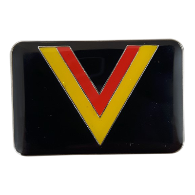 Vancouver Canucks JF Flying V Pin - Vanbase