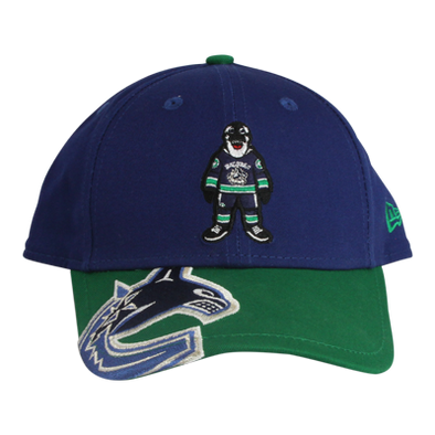 Vancouver Canucks Toddler Fin Hat