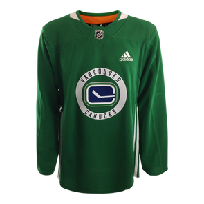 Vancouver Canucks Authentic Practice Jersey - Vanbase